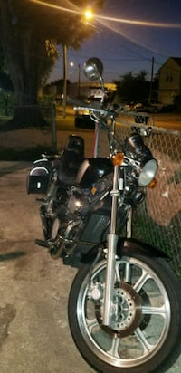black cruiser motorcycle Tampa, 33607