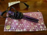 1/2 Inch Travel Straightening Iron with Case Guelph, N1G 2X8