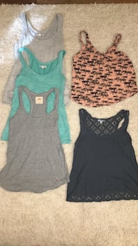 All 5 Tank tops for $15 Silver Spring, 20904