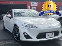 2015 SCION FR-S WHITE Manassas, 20110