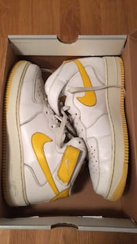 Nike Air Force one 43 1/2 6648 km