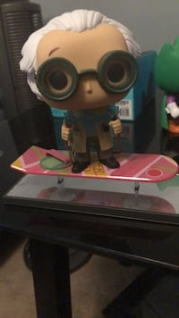 Dr. Emmet Brown Funko with hover board  Woodbridge, 22192