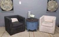 Compact microfiber chairs Mississauga, L4Y 1P2