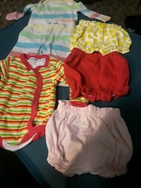 toddler's assorted clothes Columbus, 43220
