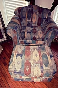 Chair and Ottoman Severn, 21144