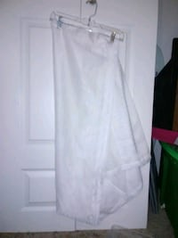 White sheet curtains  Chattanooga, 37421