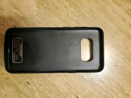 Samsung S8 phone charger/case