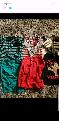 toddler's assorted clothes Fresno, 93706