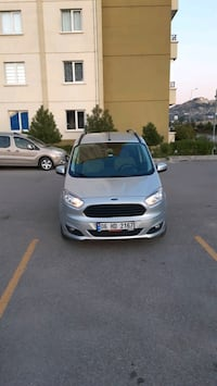 2016 Ford Tourneo Courier Journey Üreğil