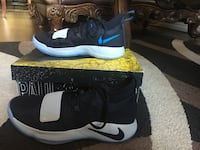 Paul George 2.5. Size 9.5 basketball shoes  Vancouver, V6M 1S6