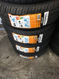 195/55R15 SET OF 4 TIRES ON SALE ⭐WE CARRY ALL MAJOR BRANDS AND SIZE ⭐WE FINANCE NO CREDIT NEEDED  Dublin, 94568