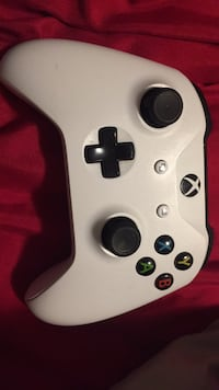 white and black Xbox One controller Regina, S4R 8K3