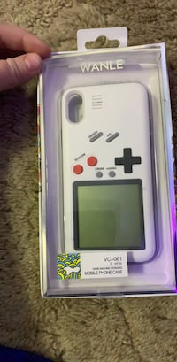 Video game case, iPhone X or xs  Evansville, 47715