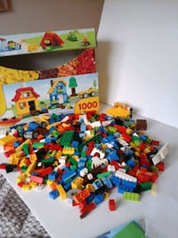 LEGO 4630 BUILD AND PLAY BOX 1000 PIECE Whitchurch-Stouffville, L4A 0J5