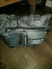 WORKING BAG WITH FOOS CASE NEW