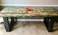 Handmade dining table Clayton, 27520