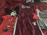 Baby sweat suits and 3 shirts Charlotte, 28215