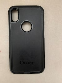 Black phone case