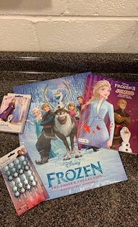 Frozen Items--all brand new!