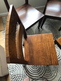 Crate and Barrel Dining Chairs - New Arlington