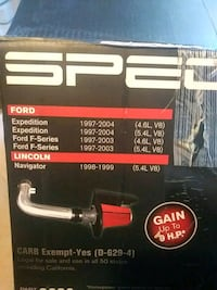 Cold air intake f150 and others Dover, 19904