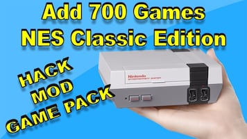 NES Classic Edition Modifying Service
