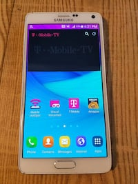 Galaxy note4 t-mobile unlocked$$$$$$$$$$