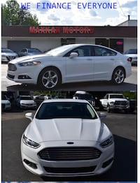 Ford - Fusion - 2016