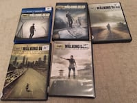 Walking dead dvd box sets