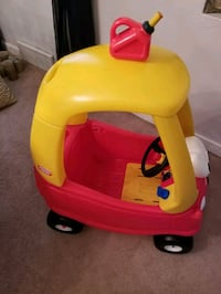 Little Tikes Cozy Coupe Glenshaw, 15116