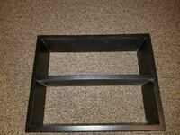 black wooden 2-layered shelf Madison, 53704