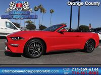 2018 Ford Mustang EcoBoost Premium Convertible Huntington Beach