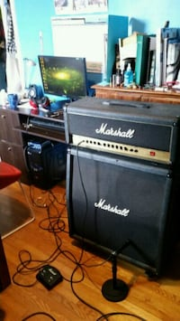 Marshall Avt50head and VS412 cab Oakville, L6K 1Z6