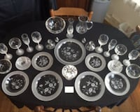 52 Piece Avon Crystal Set Springfield, 22152