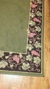 white, red, and green floral area rug San Jose, 95130