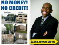 Learn Real Estate Investing Seminar every Thursday Camden
