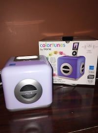 iHome speaker - color changing Milwaukee, 53215
