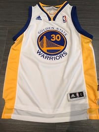 Curry Golden State Warriors Youth Basketball Jersey  Toronto, M6B 1C9
