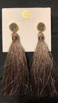Last Chance Final Clearance - Astoria Tassle Earrings Mississauga, L4Z 1H7