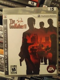 The Godfather II for ps3  Vaughan, L4L 6Z5