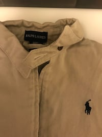 Ralph Lauren Polo 3T Tan Jacket- In perfect condition New York, 11375