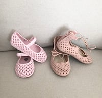 Toddler girl's sandals size 6 Mississauga, L5M 6C6