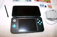 Nintendo 2DS XL + 8 games and SD card 572 mi
