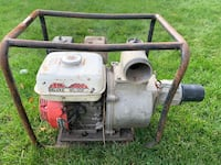 Honda Deluxe WD30X Pump FORSALE