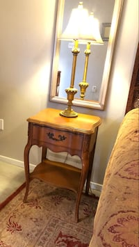 French provincial nightstand. Side table   Baton Rouge, 70816