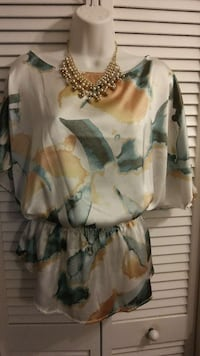 green and yellow longsleeve rompers Kissimmee, 34758