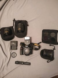 Nikon d3300 F mount dslr camera kit Colorado Springs, 80916
