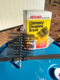 Chimney wire cleaning brush Albuquerque