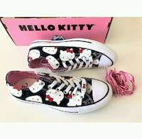 Limited Edition Hello Kitty Converse 1215 mi