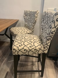 Bar Stool /High Chairs i have 2 available $65 each